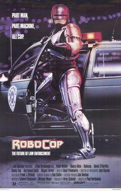 Robocop 11x17 Movie Poster (1987)