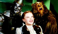 wizard of oz laughing