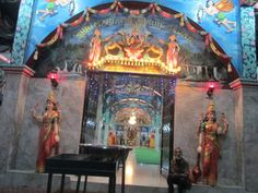 Shri Mariaman Temple