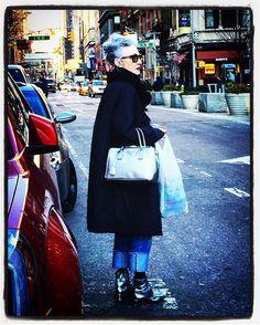 Linda Rodin. @rodinoliolusso @lindaandwinks Instagram photos | Websta