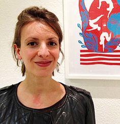Laëtitia Devernay En quittant la région parisienne pour Le Puy-en-Velay, Laëtitia Devernay, auteur-illustratrice, a laissé libre cours à son complexe du poisson rouge.
