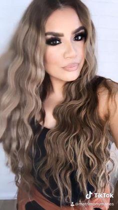 #hairgoalsmakeover #hairandmakeup #deepwave #glamseamless #beforeandafter #volume #hairgoals #hairextensions #fallhaircolors #fallhairstyles Volume Hairstyles, Fall Hair Colors, Makeup Transformation, Hair Videos, Hair Goals, Hair Extensions, Boudoir, Wedding Hairstyles, Hair Makeup