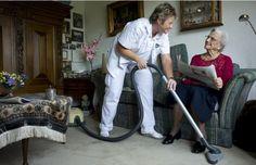 Lucia de Berk heeft ook bij ouderen gewerkt