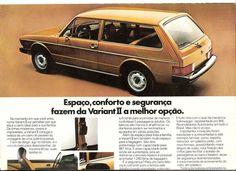 1979 VW Variant II  - Brasil