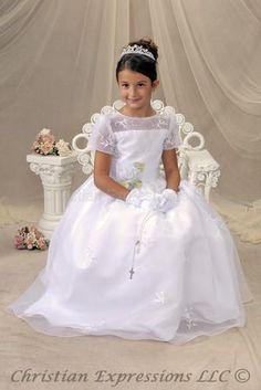 Julia First Communion Dress