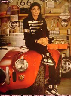 LA Gear Street 1988 /Michael Jackson