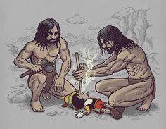 Ben Chen crea inquietantes imágenes que arruinarán tu infancia para siempre