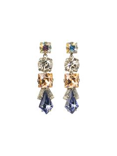 Belle of the Ball Post Earring in Dixie by Sorrelli - $60.00 (http://www.sorrelli.com/products/ECQ1ASDX)