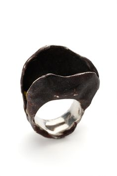 Ring by catalina brenes, designer of contemporary jewelry