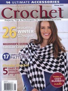 Love of crochet, Free book