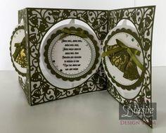 Create a Card Accordion Dies - Crafter's Companion Portfolio