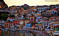 Parga Greece