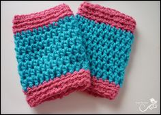 Mamma That Makes: Party Legwarmers and Headband Set - Free Prop Pattern