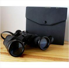 Binoculars with case 8 x 40 Pilkington coated lenses Sport Outdoor camping Birds
