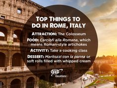 Rome is a popular destination for AAA members. As Italy's capital, is an incredible, cosmopolitan city with extraordinary history. Things To Do In Italy, Roman Fashion, Vacation Packages, Greatest Adventure, Dream Vacations, Rome, Travel Tips, United States, The Incredibles