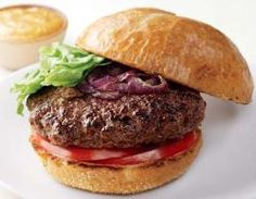 Wagyu Kobe Beef Steakburgers: Hamburgers: Kansas City Steak Company