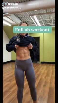 Full Ab Workout, Gym Workout Videos, Gym Workout For Beginners, Abs Workout Routines, Butt Workout, Fitness Routines, Army Workout, Workout List, Ab Routine