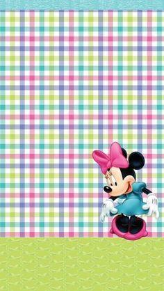 Minnie Wallpaper tjn: