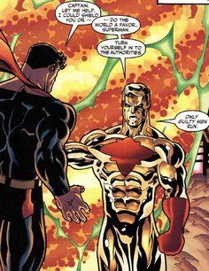 Superman/Batman #4 https://itunes.apple.com/us/app/man-of-steel/id640360377?mt=8&uo=4&at=10laCC