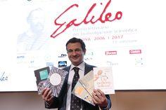 Premio Letterario Galileo 2017 per la divulgazione scientifica « Coelum Astronomia