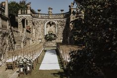 plan your wedding day at the majestic Villa Gamberaia, in the heart of Tuscany Best Wedding Planner, Destination Wedding Planner, Luxury Wedding, Dream Wedding, Wedding Day, Post Wedding, Plan Your Wedding, Italy Wedding, Tuscany