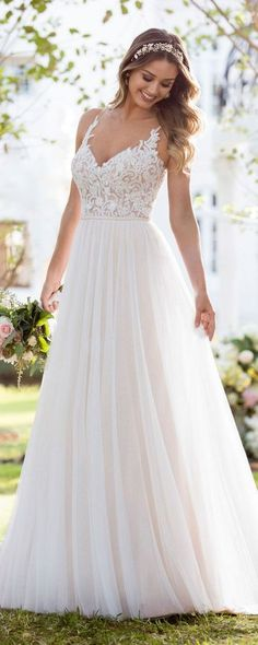 Stella York Wedding Dresses Deerpearlflowers Laceweddingdresses Weddingdress Bridaldress