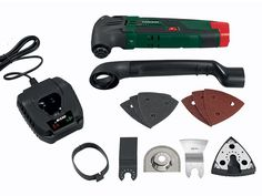 PARKSIDE® Akku-Multifunktionswerkzeug PAMFW 12 A1 - Lidl Deutschland - lidl.de