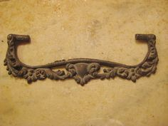 1 Elegant  Ornate Antique Victorian Cast Brass by StarPower99, $2.80