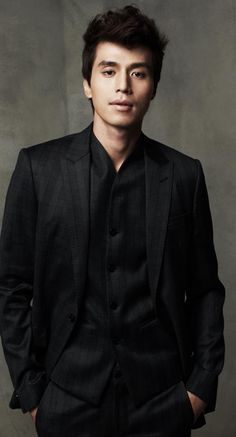 Lee Dong Wook....you look good in a suite