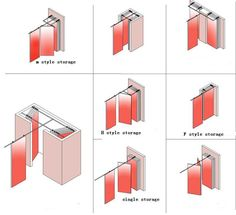 sliding floding partiton - Movable Folding Partitions wall