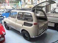 1967 Subaru 360 Custom
