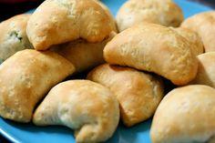 Sunny-side Up Recipes: Mini Calzones