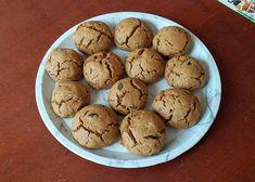 Rozpukané houstičky recept - TopRecepty.cz Ciabatta, Muffin, Cookies, Breakfast, Food, Crack Crackers, Morning Coffee, Biscuits, Essen
