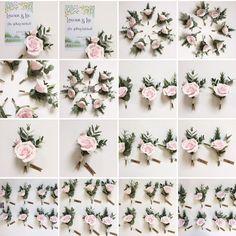 Paper Roses, Looking Forward To Seeing, Buttonholes, Bird, Phone, Handmade, Beautiful, Instagram, Telephone