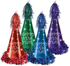Reflections Party Hats Case Pack 25