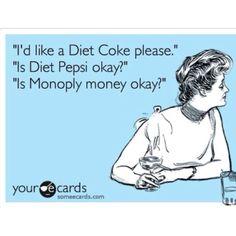 I hate Pepsi.