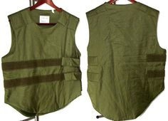 thirdlooks:  Helmut Lang '02 Bulletproof Vest It looks good but no one is suppose to know you're wearing it