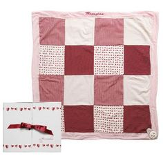 Patchwork baby blankets are fabulous! Patchwork Blanket, Patchwork Baby, Designer Baby Blankets, Pink Love, Baby Size, Baby Design, Future Baby, Baby Gifts, Babies
