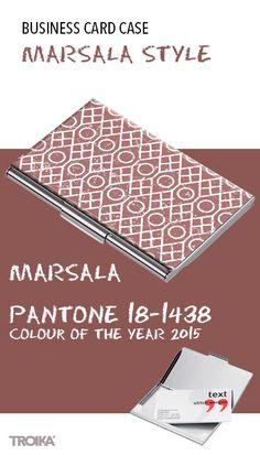 Marsala Colour Of The Year 2015 Pantone 18 1438