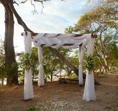Wedding Reception Canopy | ... Wedding Pictures, Indian, Jewish, Ceremony, Bride, Groom, Reception
