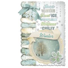 """ATC Winter"" by dutchsparky on Polyvore"