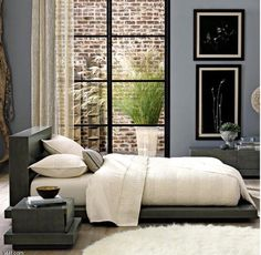 32 besten Raumgestaltung - Schlafzimmer Bilder auf Pinterest | Room ...