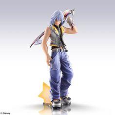 Riku Static Arts Gallery Statuette - Kingdom Hearts II on Crunchyroll