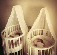 Stokke cribs double