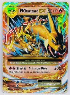 Ultra Rare from the set. Mandala Pokémon, Pika Pokemon, Mega Charizard Ex, Dragon Type Pokemon, Mega Evolution Pokemon, Pokemon Rules, Pokemon Cards, Instagram Posts, Nov 2016