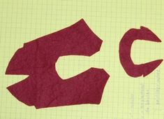 vêtements pour Sylvanian (explications, patrons, tutoriels ) nouveautés avec tuto.: charlotte pour lapine p61, châle en tissu p63, coussin de chaise page 64, chapeaux masculins p 65, casquette p66 - Page 54