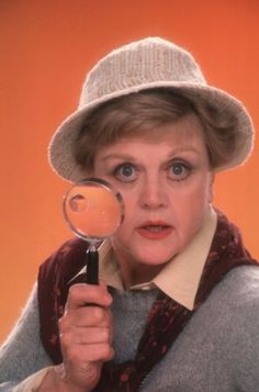 Murder, She Wrote-Angela Lansbury played Jessica Fletcher, an amateur detective who writes mystery novels. I loved this show so much.