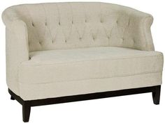 Small Space Sofa Alternatives: 10 Settees & Loveseats | Settees ...