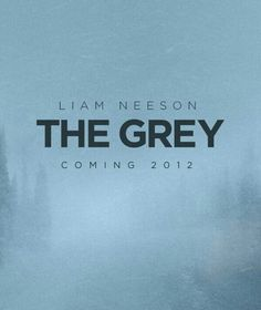 the grey, book