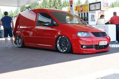 VW FOX Caddy 2.0 Turbo